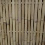 Bamboe paneel