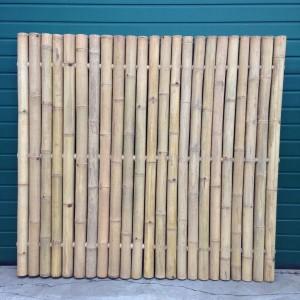 Bamboe paneel 200x180 front
