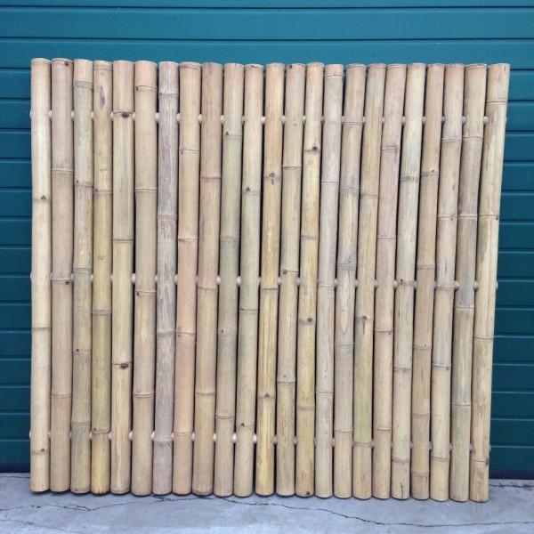 Bamboe paneel 200×180 front