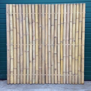 Bamboe paneel 200x200 front