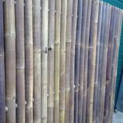 Bamboe paneel donker side
